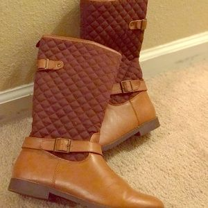 CRAZY 8 - Girl Riding Boots
